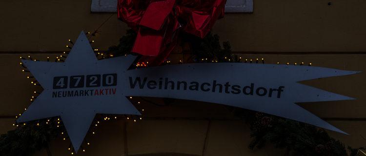 Adventmarkt und Punschdorf am 9. Dezember ab 17.00 Uhr
