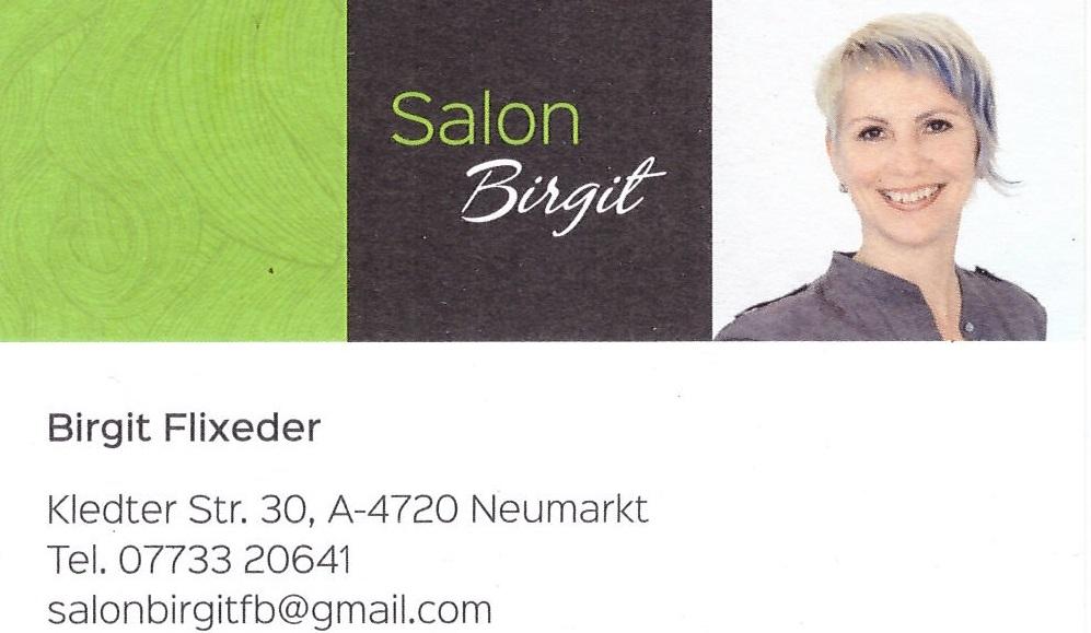 Neumitglied Salon Birgit