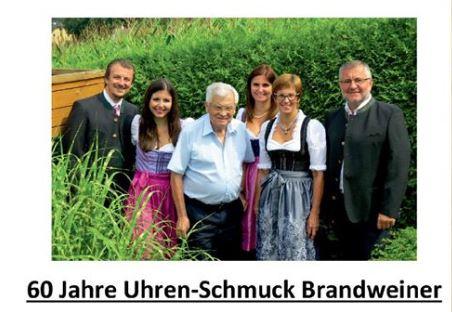 60 Jahre Uhren-Schmuck Brandweiner