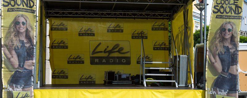 Fotos vomLife Radio Splash Mobin der Fotogalerie
