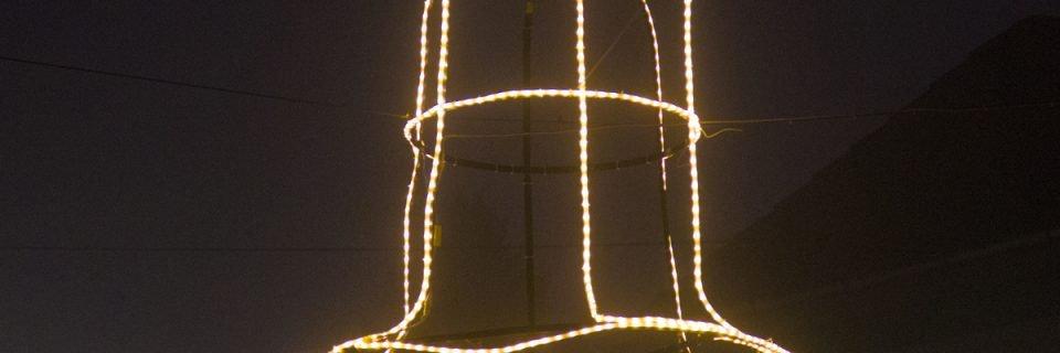 Adventdorf mit Verlosung Weihnachts-Gewinnspiel Freitag 22. Dezember